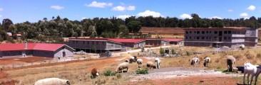 Ospedale di Nyahururu-Kenya