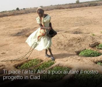 L'arte per il Ciad